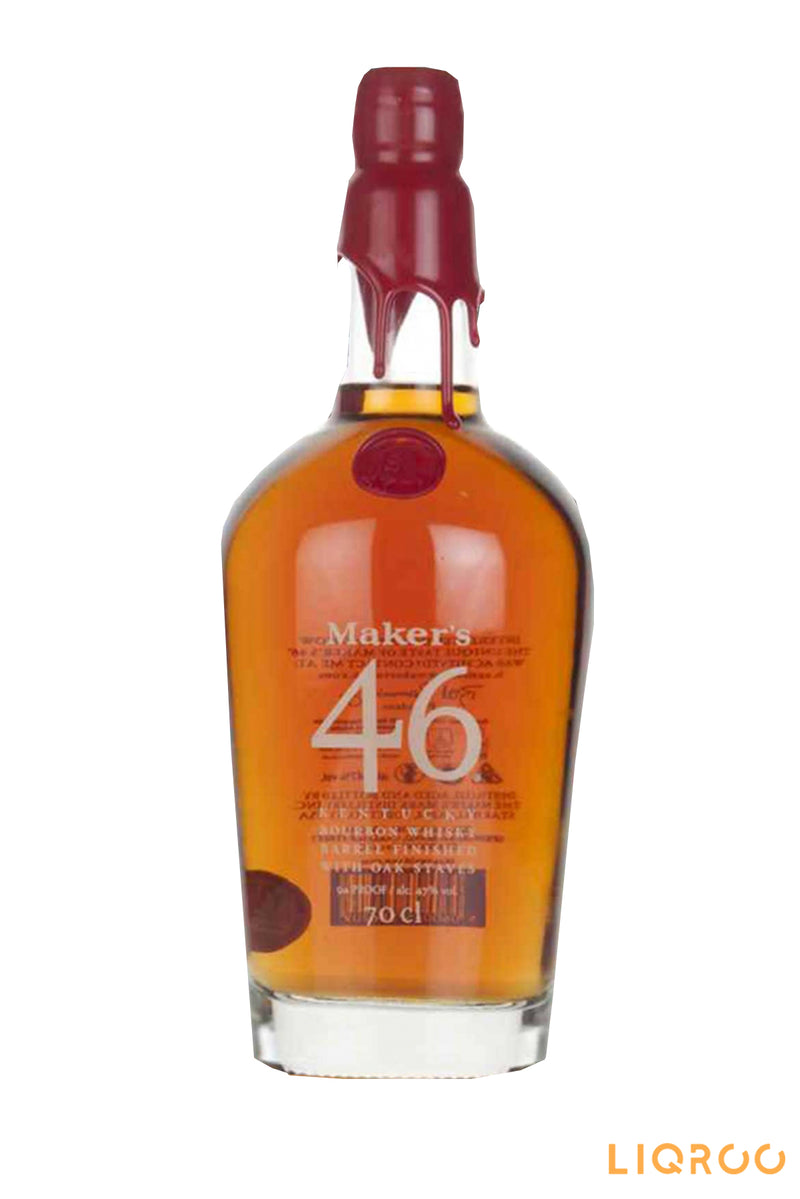 Maker's Mark 46 Bourbon Blended Malt Scotch Whisky