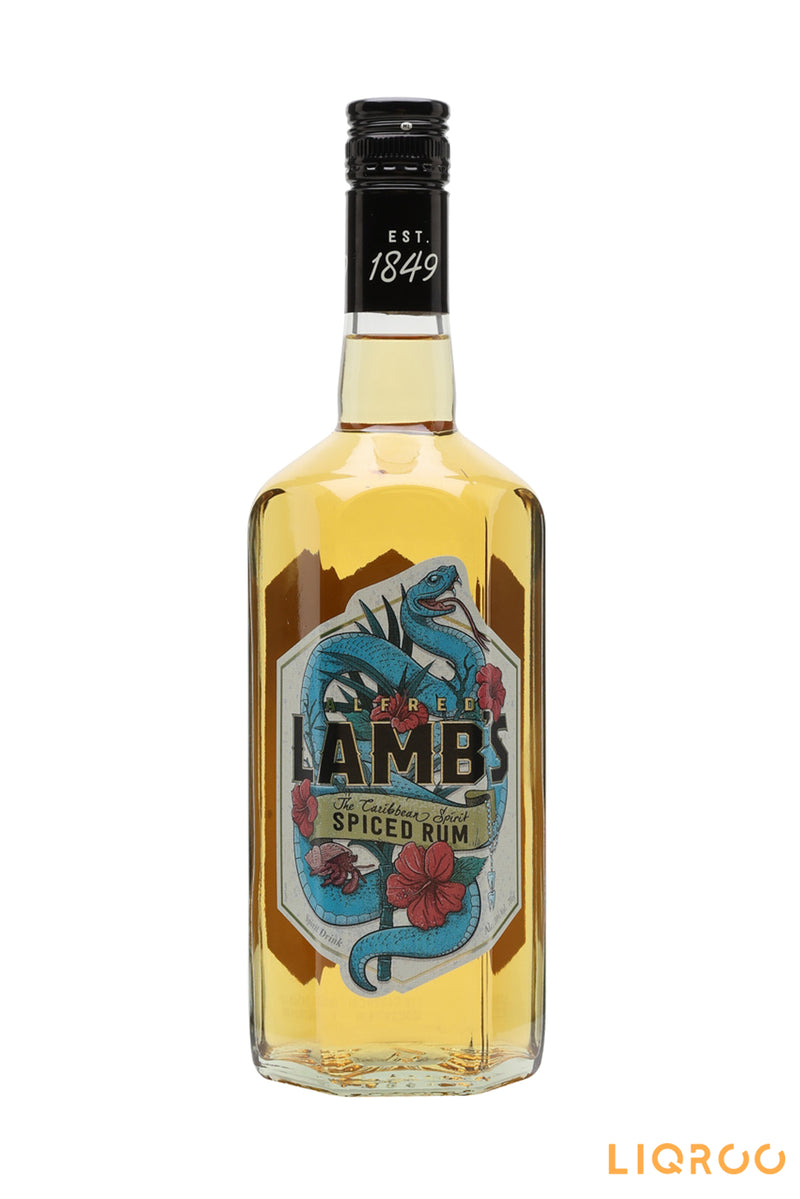 Lamb's The Caribbean Spiced Rum