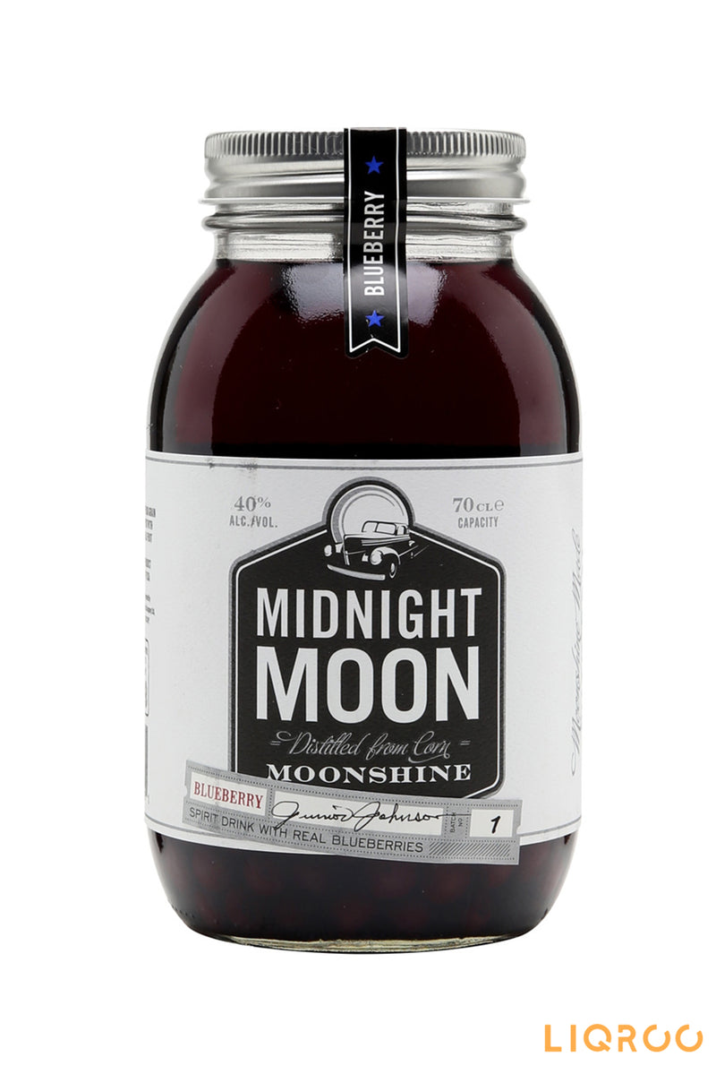 Midnight Moon Blueberry Moon Shine American Whisky