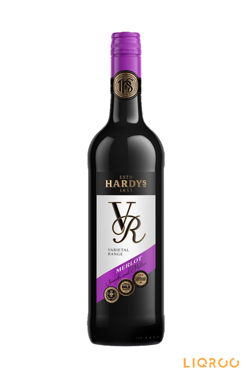 Hardys VR Merlot Red Wine