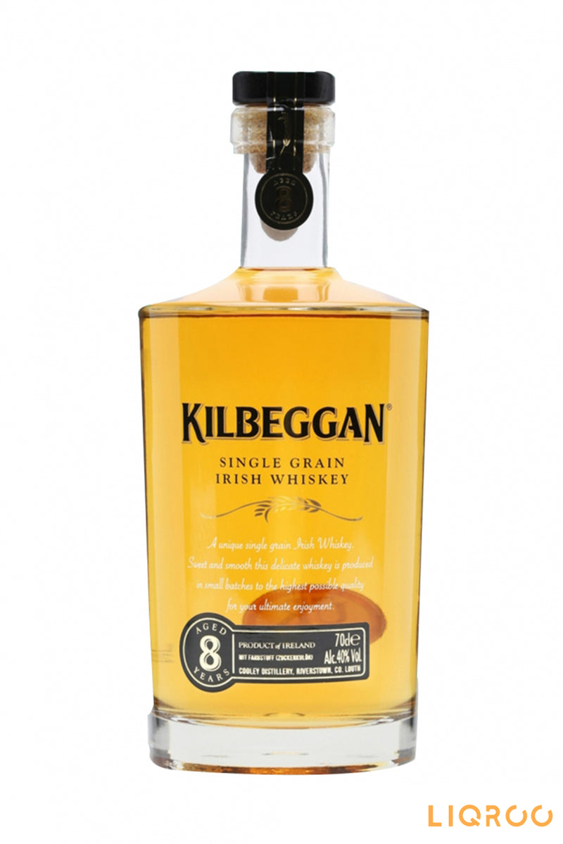 Kilbeggan 8 Year Old Single Malt Scotch Whisky