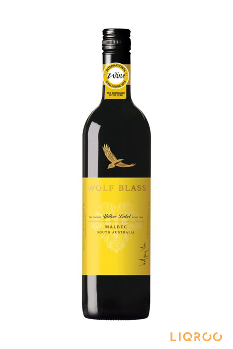Wolf Blass Yellow Label Malbec Red Wine
