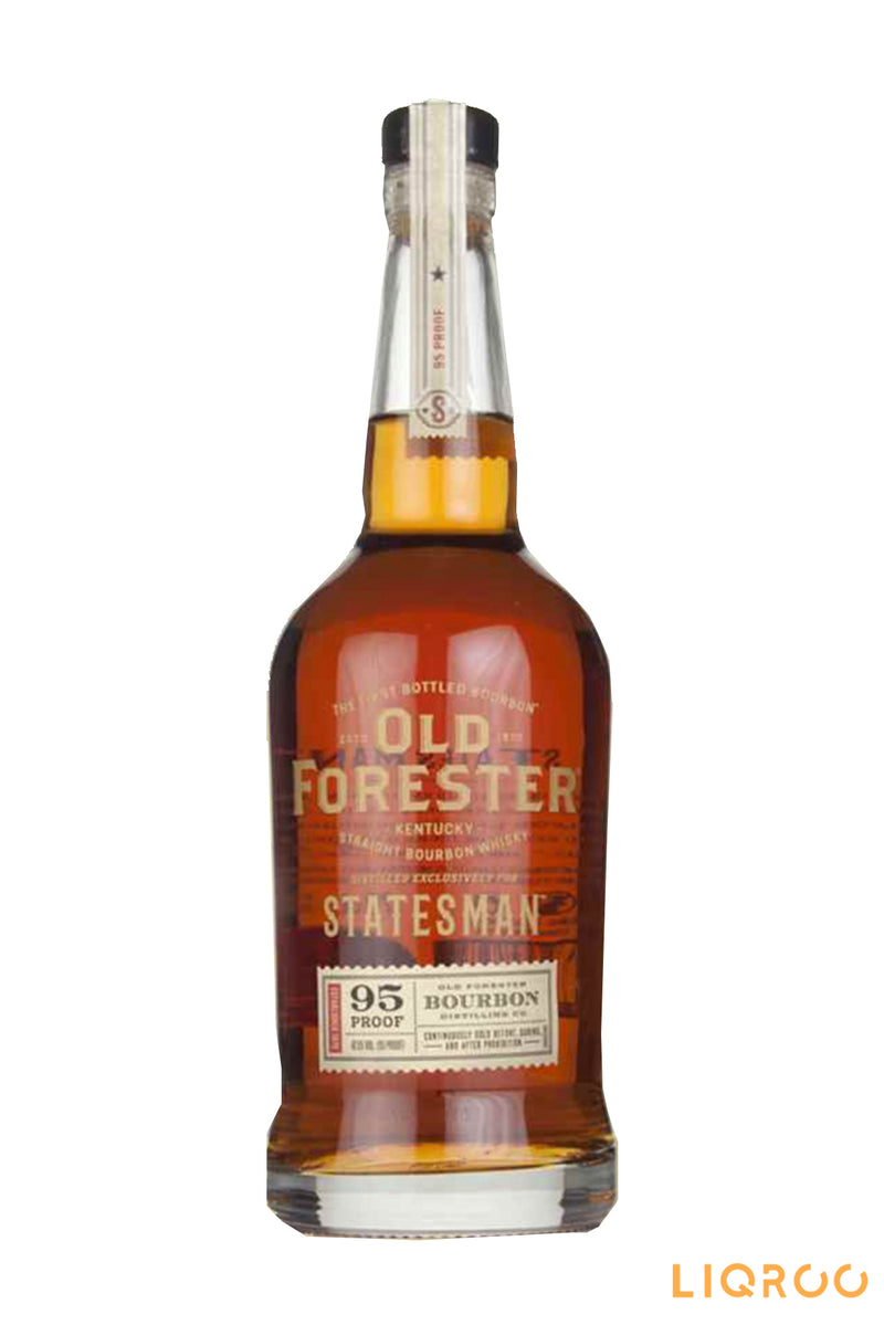 Old Forester Statesman American Whisky