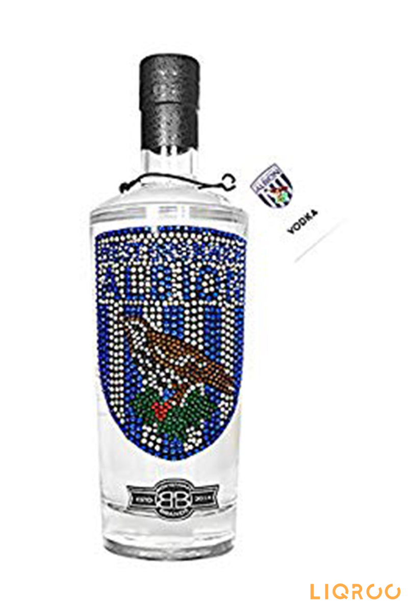 Bohemian Craft West Bromwich Albion FC Vodka