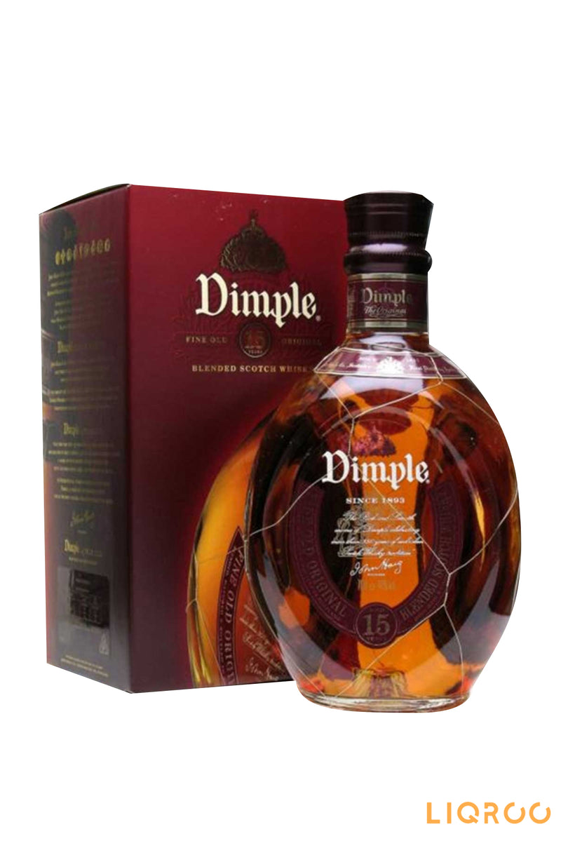 Dimple 15 Year Old Blended Malt Whisky