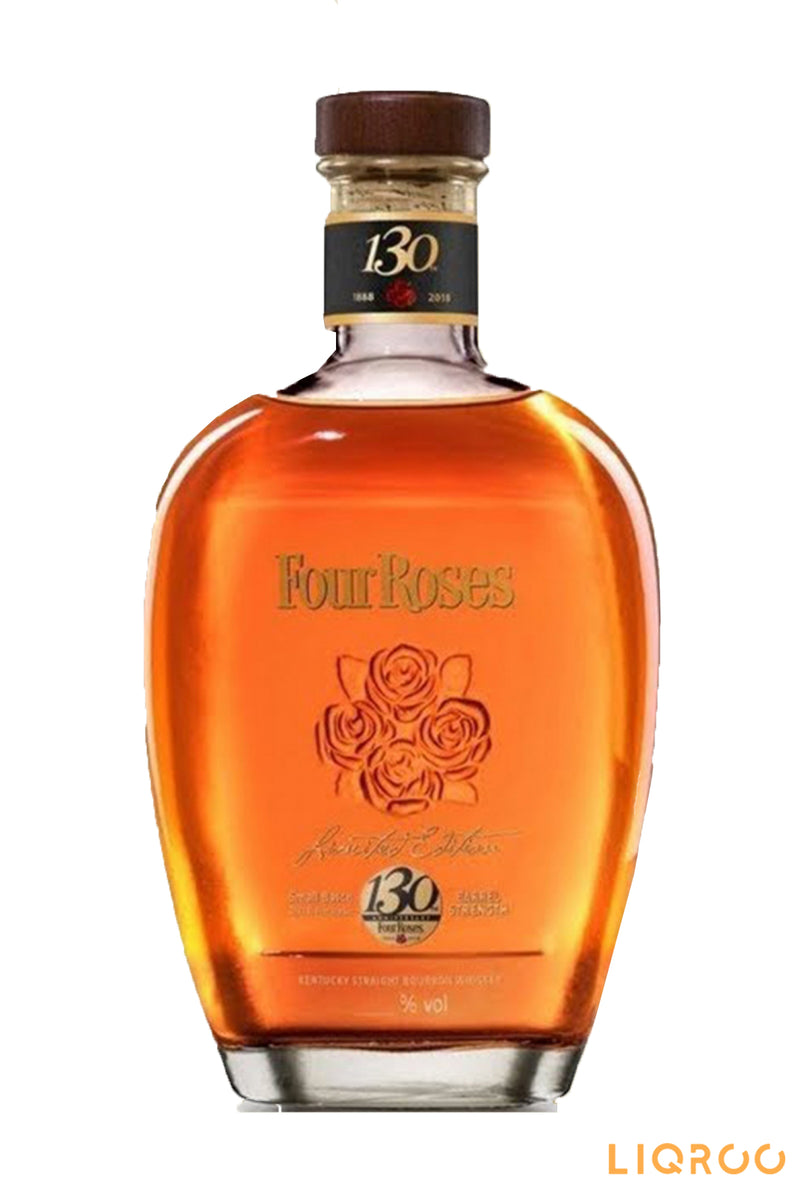 Four Roses 130th Anniversary Limited Edition