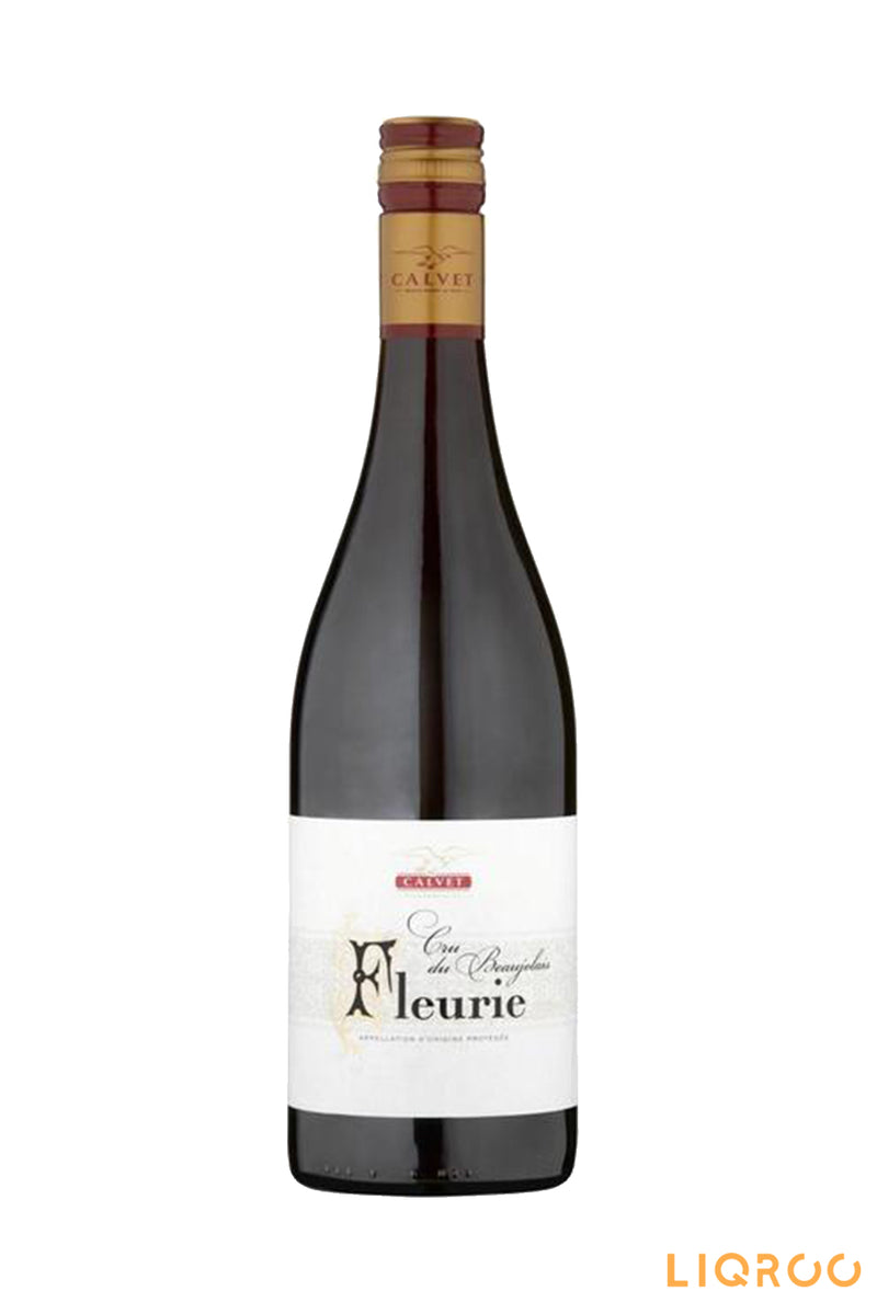Calvet Fleurie Red Wine