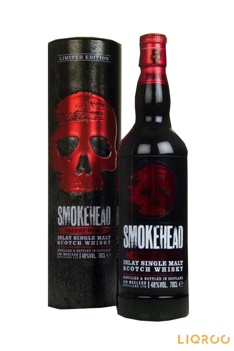 Smokehead Sherry Bomb Single Malt Scotch Whisky
