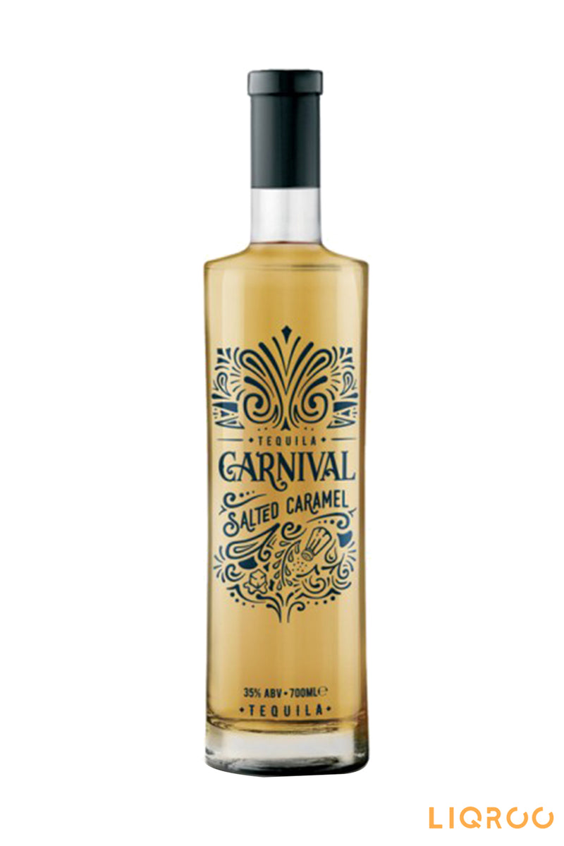 Carnival Salted Caramel Liqueur Tequila