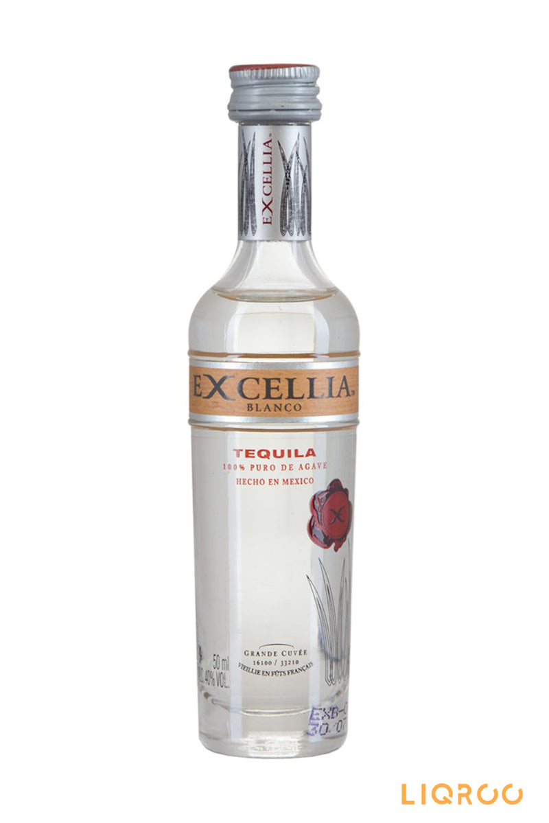 Excellia Blanco Silver Tequila Miniatures & Samples