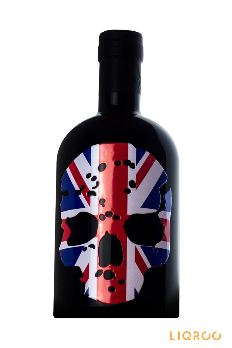 Ghost Union Jack Skull Vodka