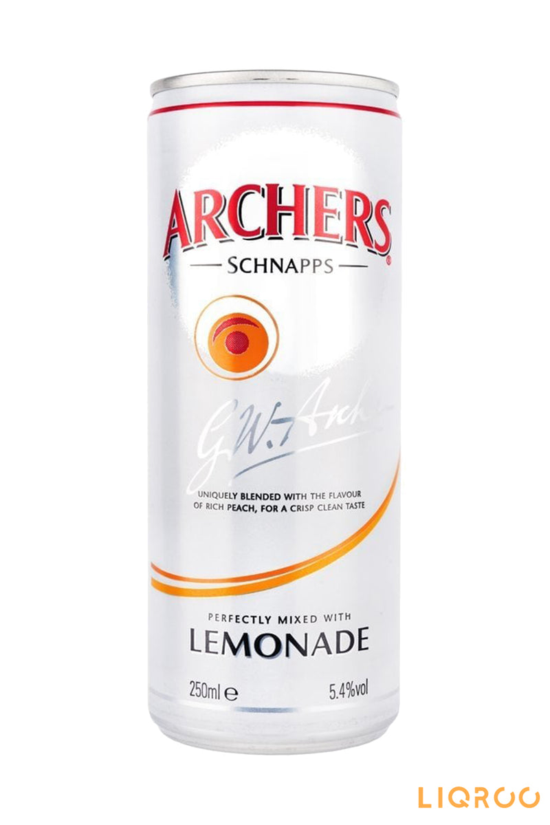 Archers And Lemonade Other Spirits