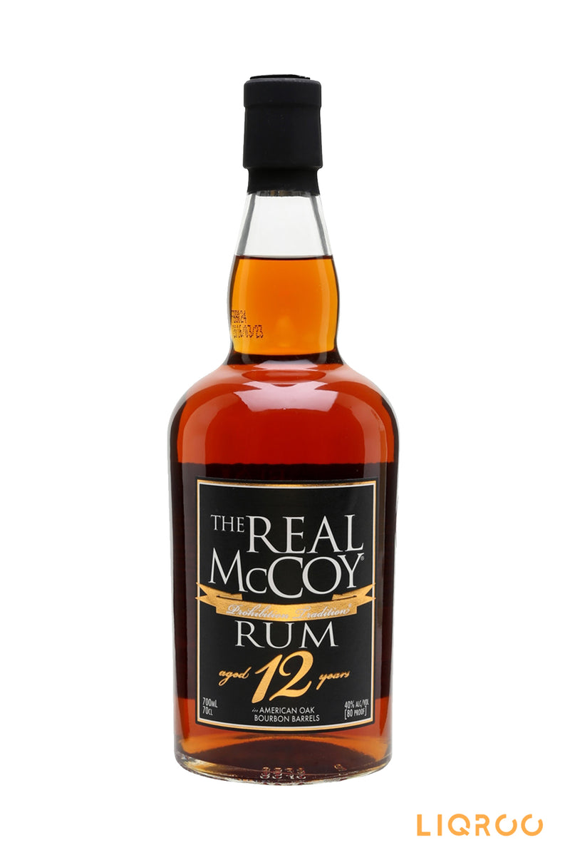 Foursquare The Real Mccoy 12 Year Old Rum