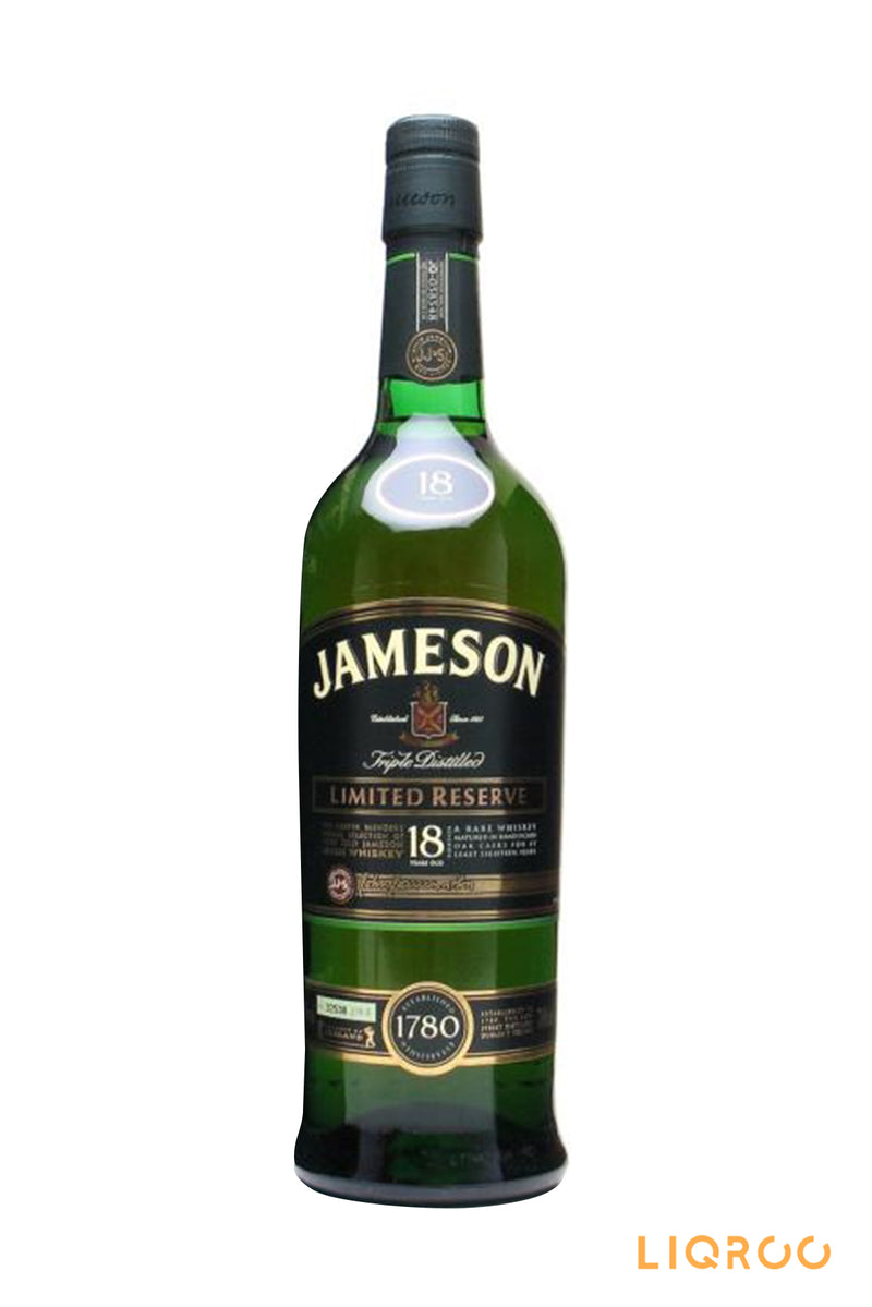 Jameson 18 Year Old Blended Malt Whisky