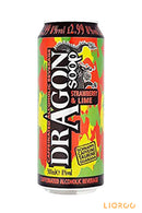 Dragon Soop Strawberry & Lime Other Spirits