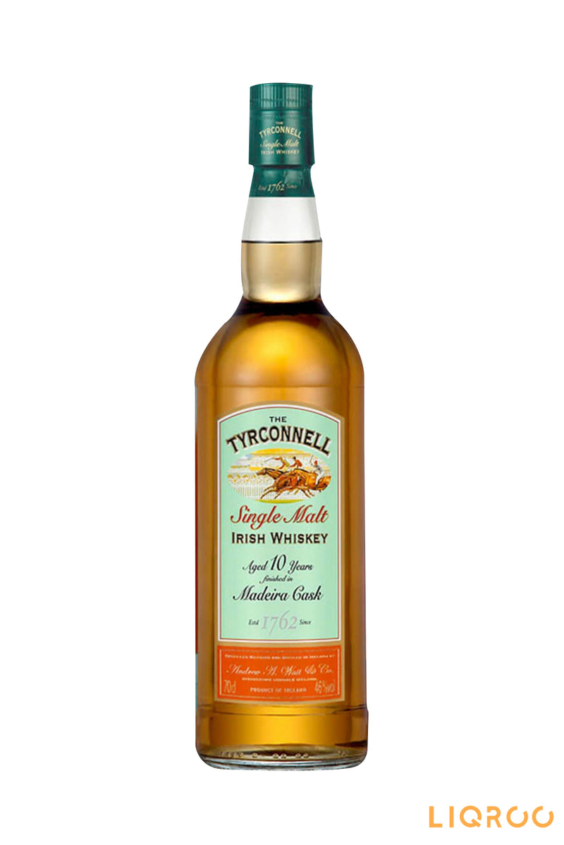 Tyrconnell 10 Year Old Madeira Cask Finish Single Malt Scotch Whisky