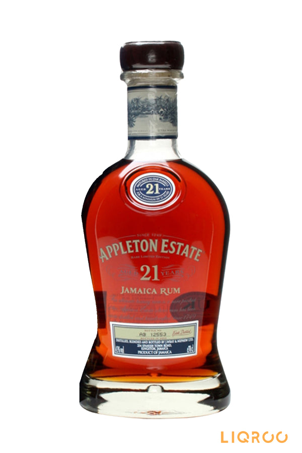 Appleton Estate 21 Year Old Gold Rum