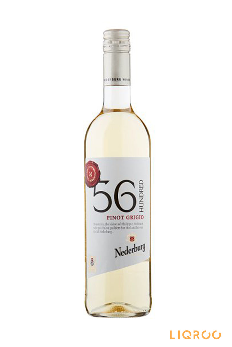 Nederburg 56 Hundred Pinot Grigio White Wine