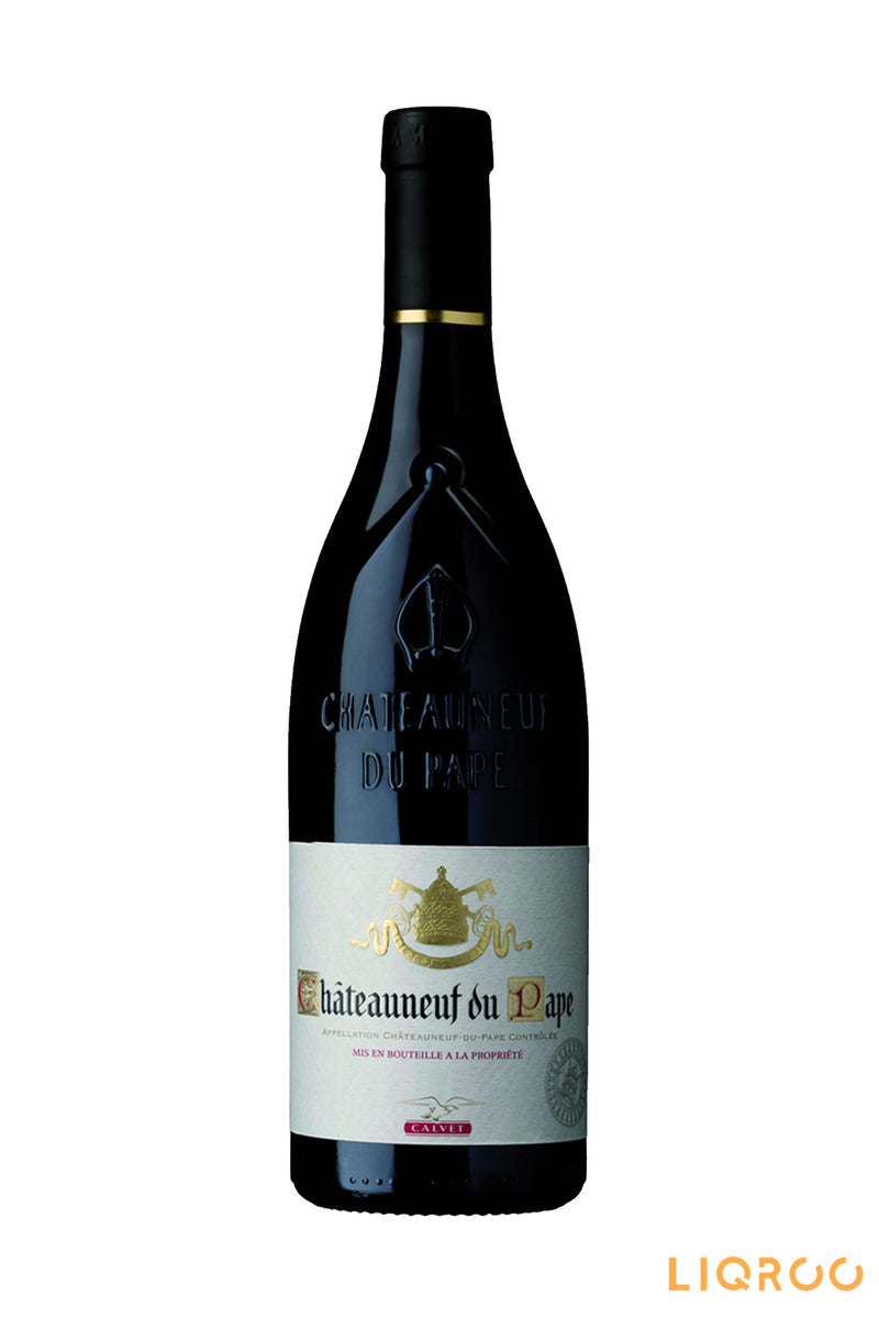Calvet Chateauneuf Du Pape Red Wine