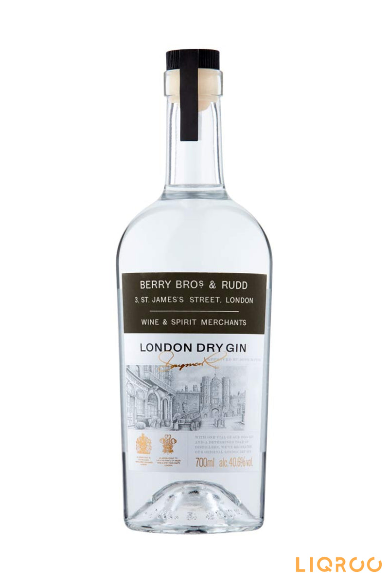 Berry Bros. & Rudd London Gin