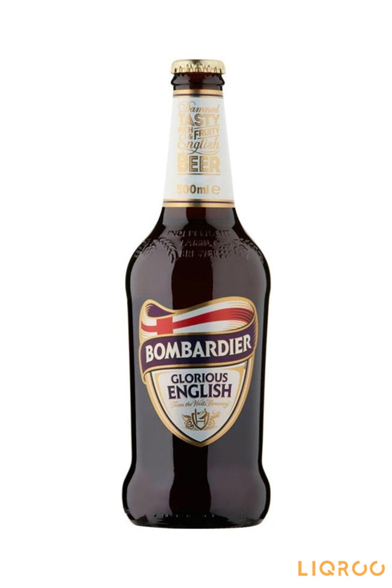 Bombardier Glorious English Beer