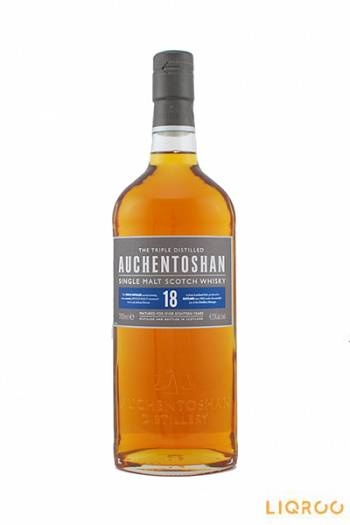 Auchentoshan 18 Years Old Single Malt Scotch Whisky