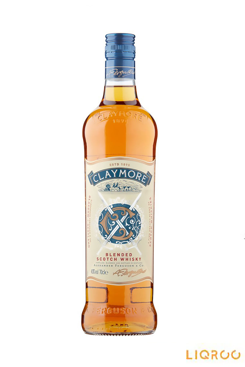 The Claymore Blended Scotch Whisky