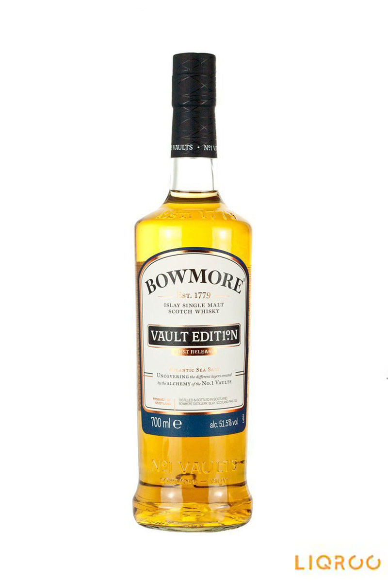 Bowmore Vault Edition First Release Atlantic Sea Salt Single Malt Scotch Whisky