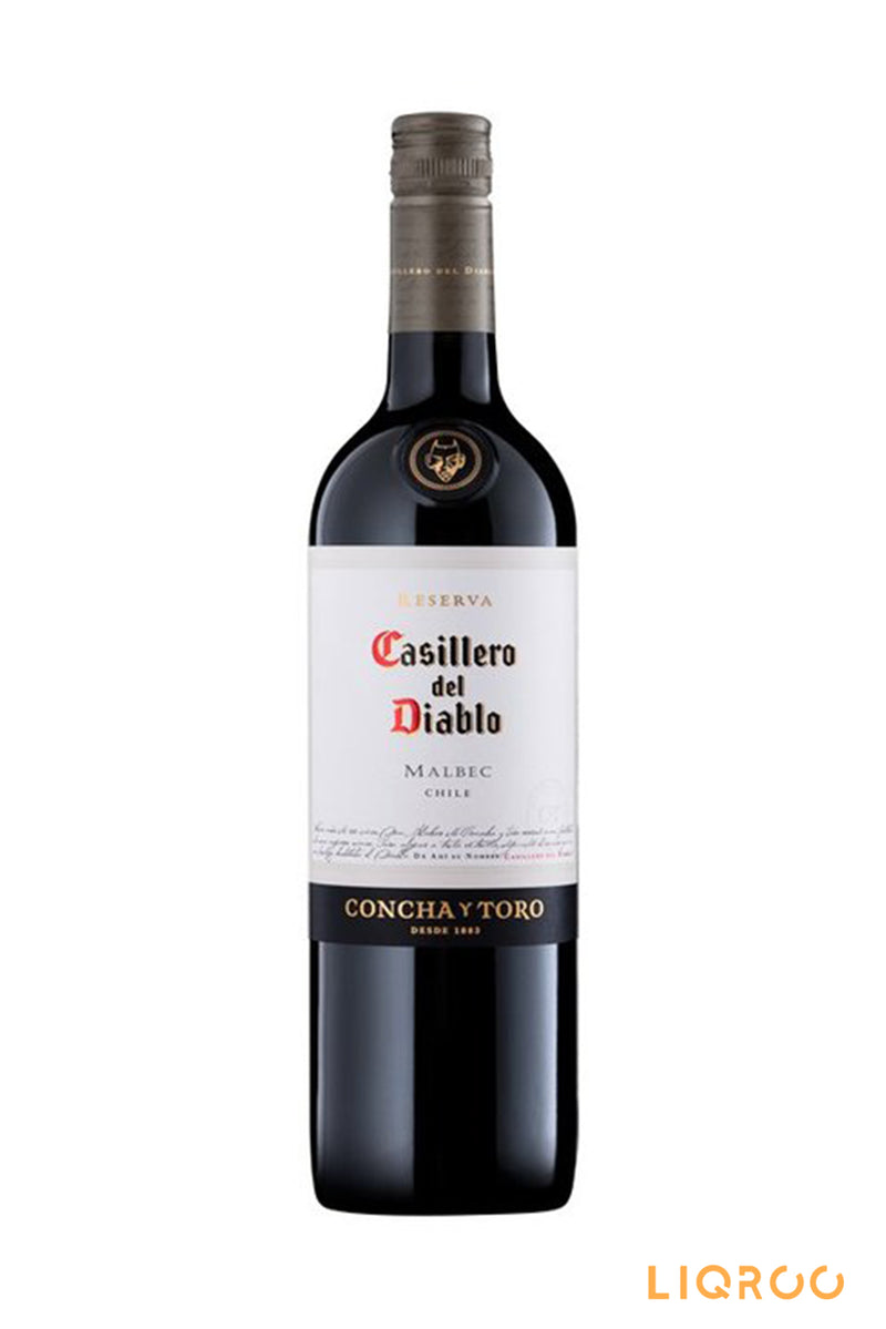 Casillero Del Diablo Malbec Red Wine