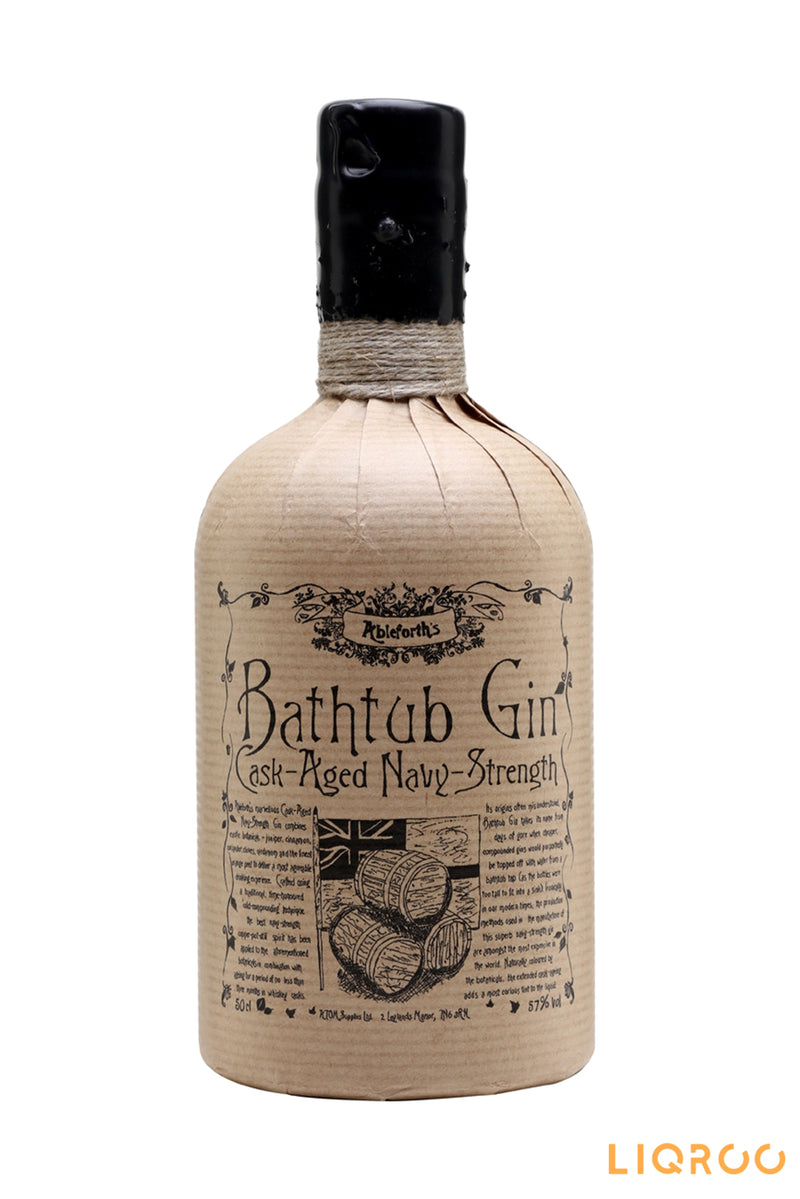 Ableforth's Bathtub Cask-Aged, Navy-Strength Gin