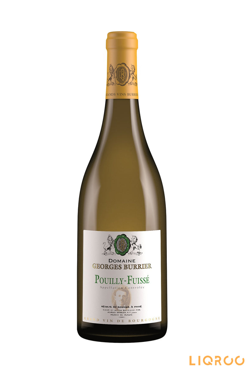 Georges Burrier Pouilly-Fuiss?? 2016