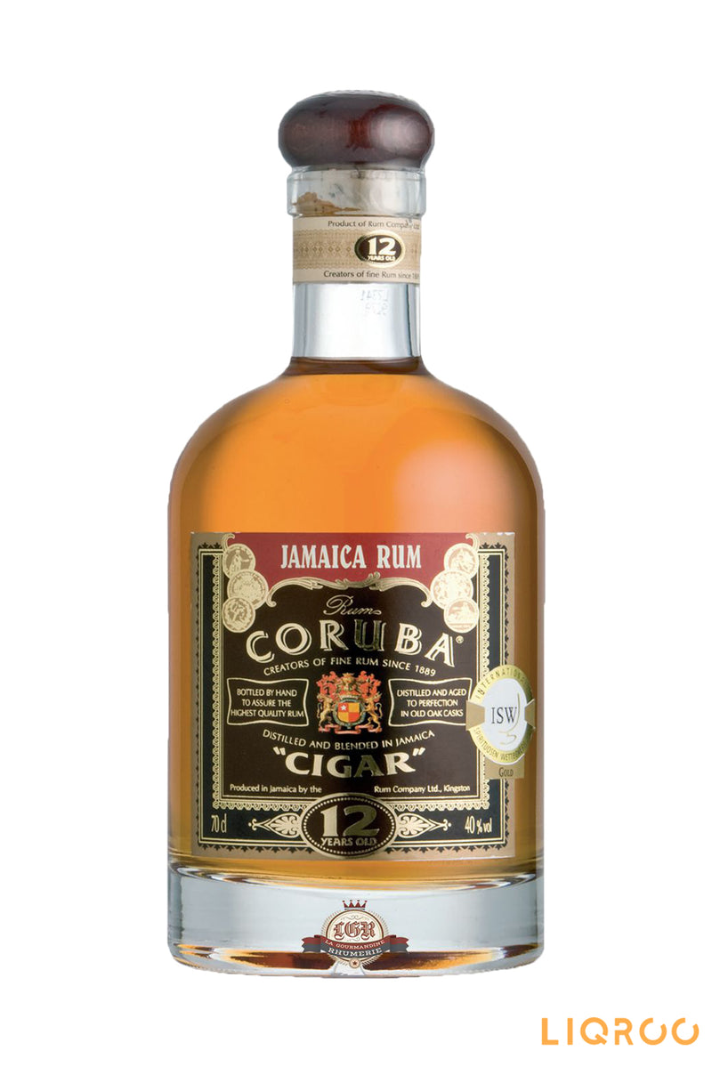 Coruba 12 Year Old Cigar Rum