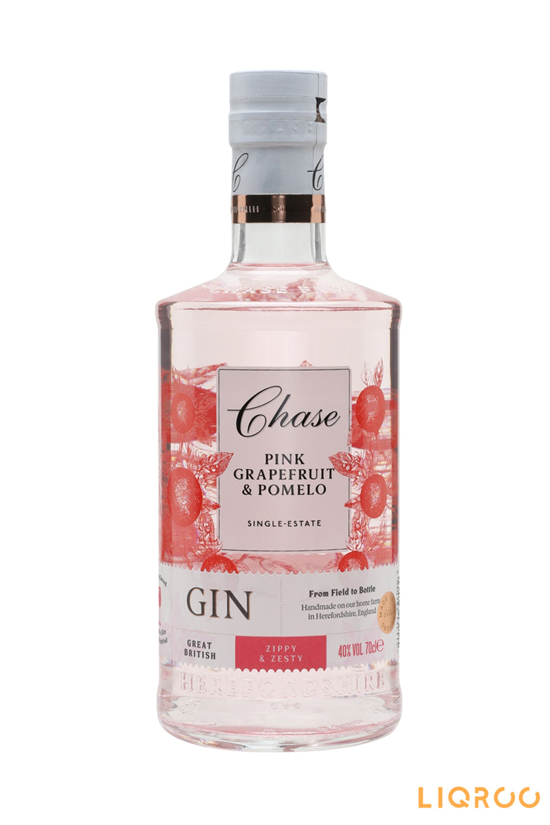 Chase William Pink Grapefruit &   Pomelo Gin