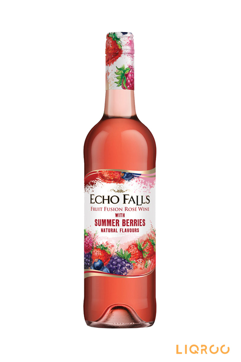 Echo Falls Fruit Fusion Rose Wine