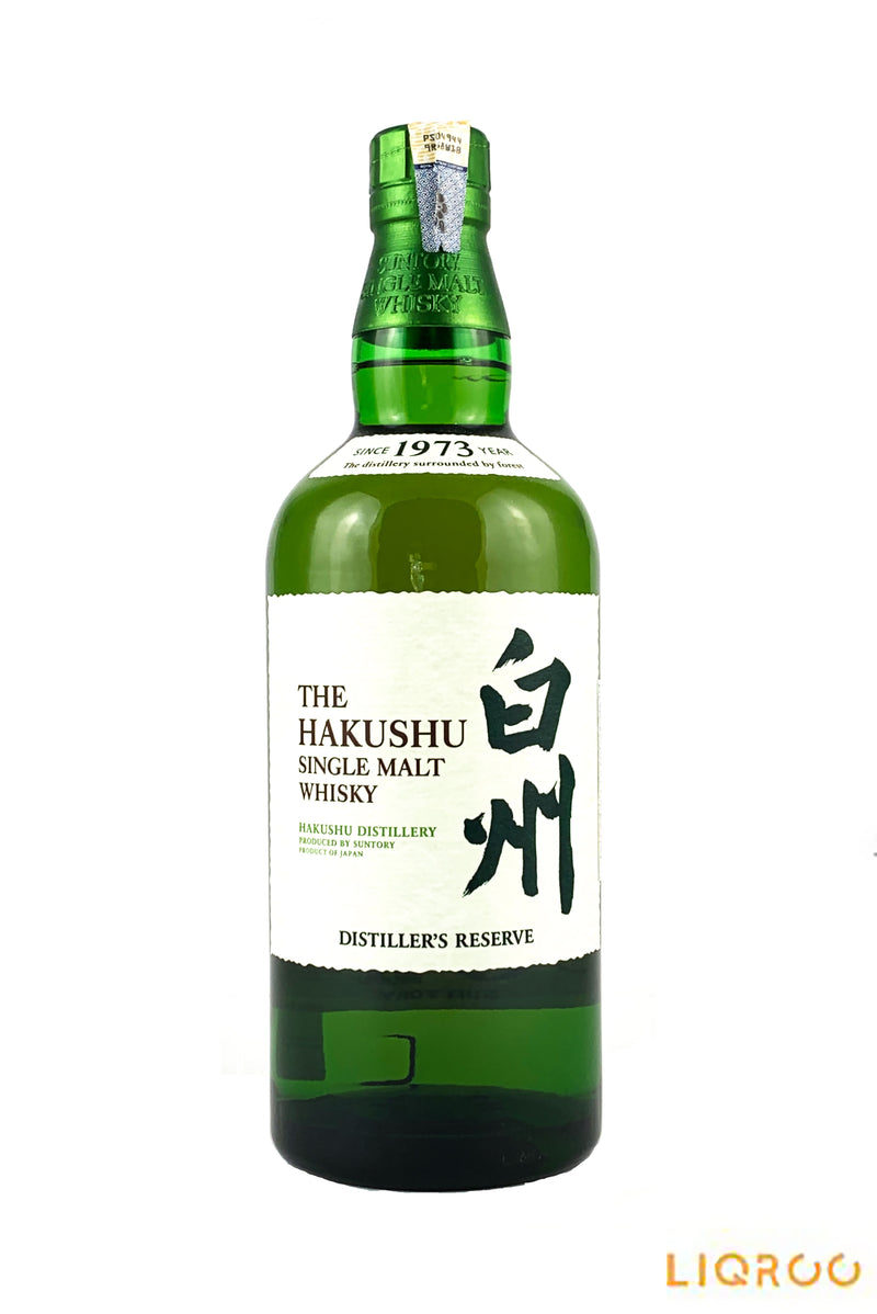 The Hakushu Distiller's Reserve Single Malt Scotch Whisky