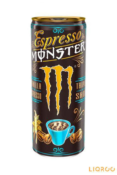 Monster Energy Espresso Vanilla
