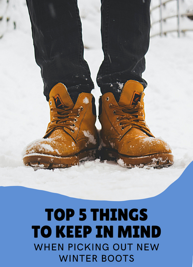 Buying Winter Boots? - Consider These Tips Before Purchasing One