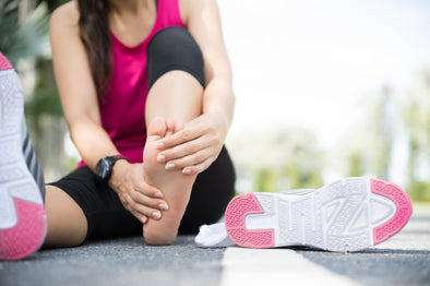 6 Ways to Prevent Foot and Ankle Injuries