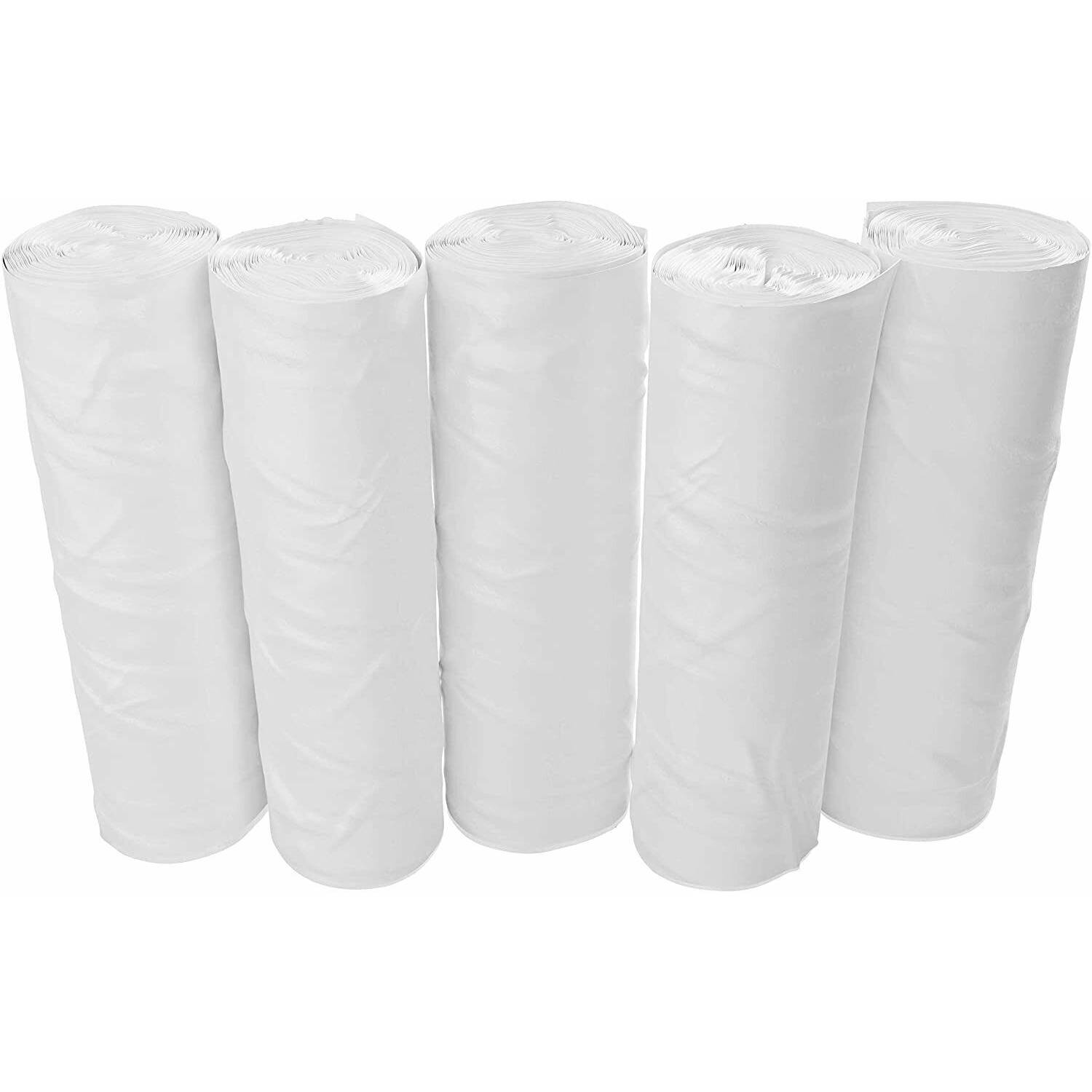 13 Gallon Trash Bags Clear Trash Bags 13 Gal, Recycling (250 Count)