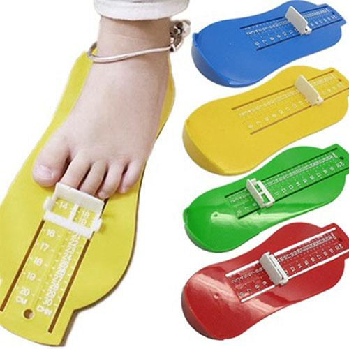 Useful Toddler Baby Infants Kids Shoe Gauge Foot Length Shoes Size Measuring Tool - M&Y CARE LLC-Healthcare Store