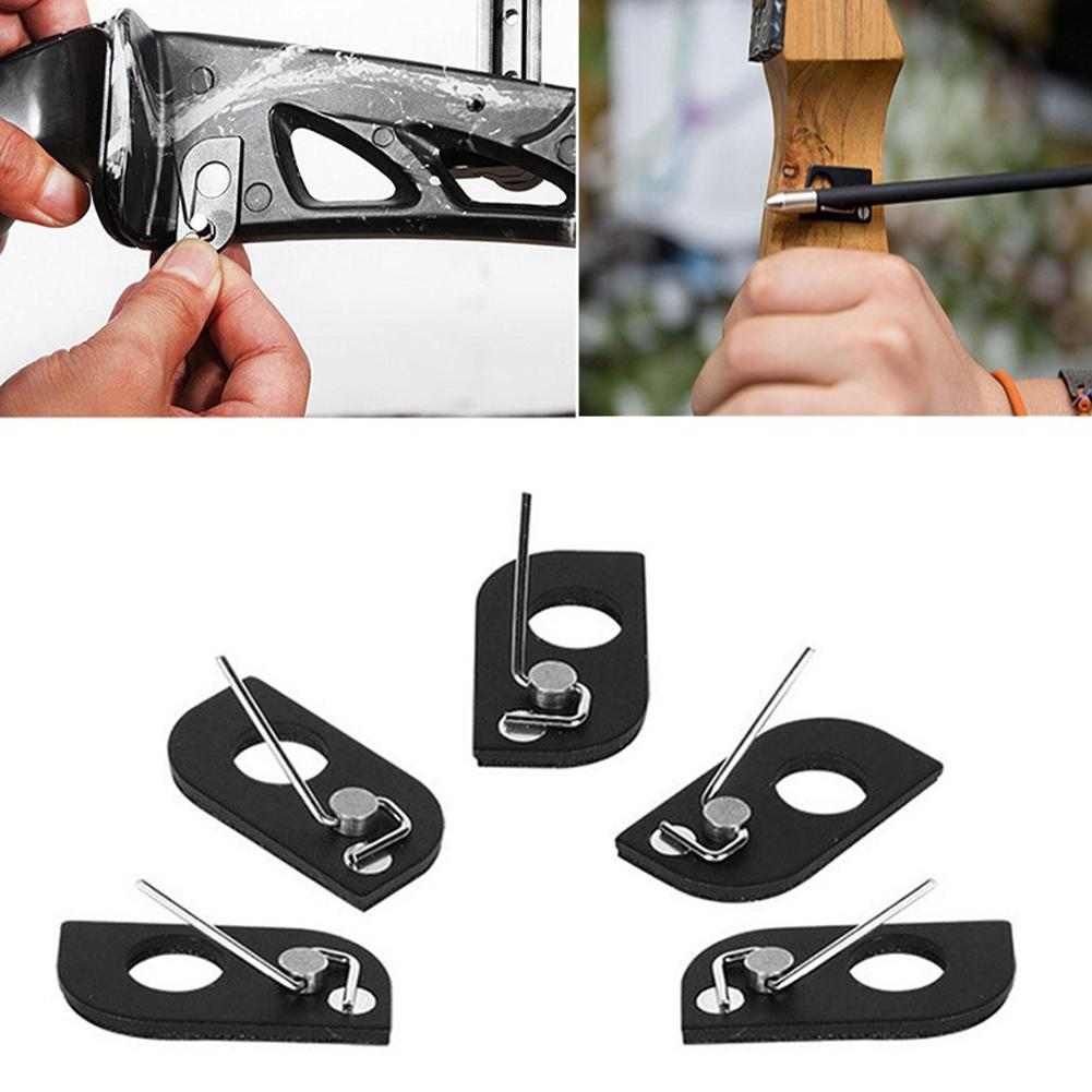 Durable Alloy Magnetic Arrow Rest Archery Tool Accessories For Recurved Bow - M&Y CARE LLC-Healthcare Store