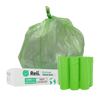 Biodegradable Trash Bags, 6-10 Gallon (Green) (1000 Count)