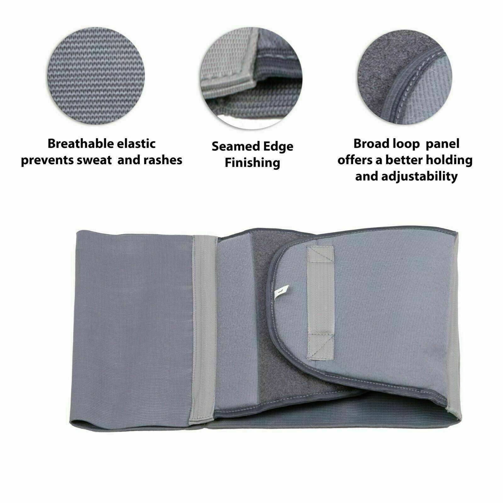 Ostomy Belt Hernia Wraps for Men & Women