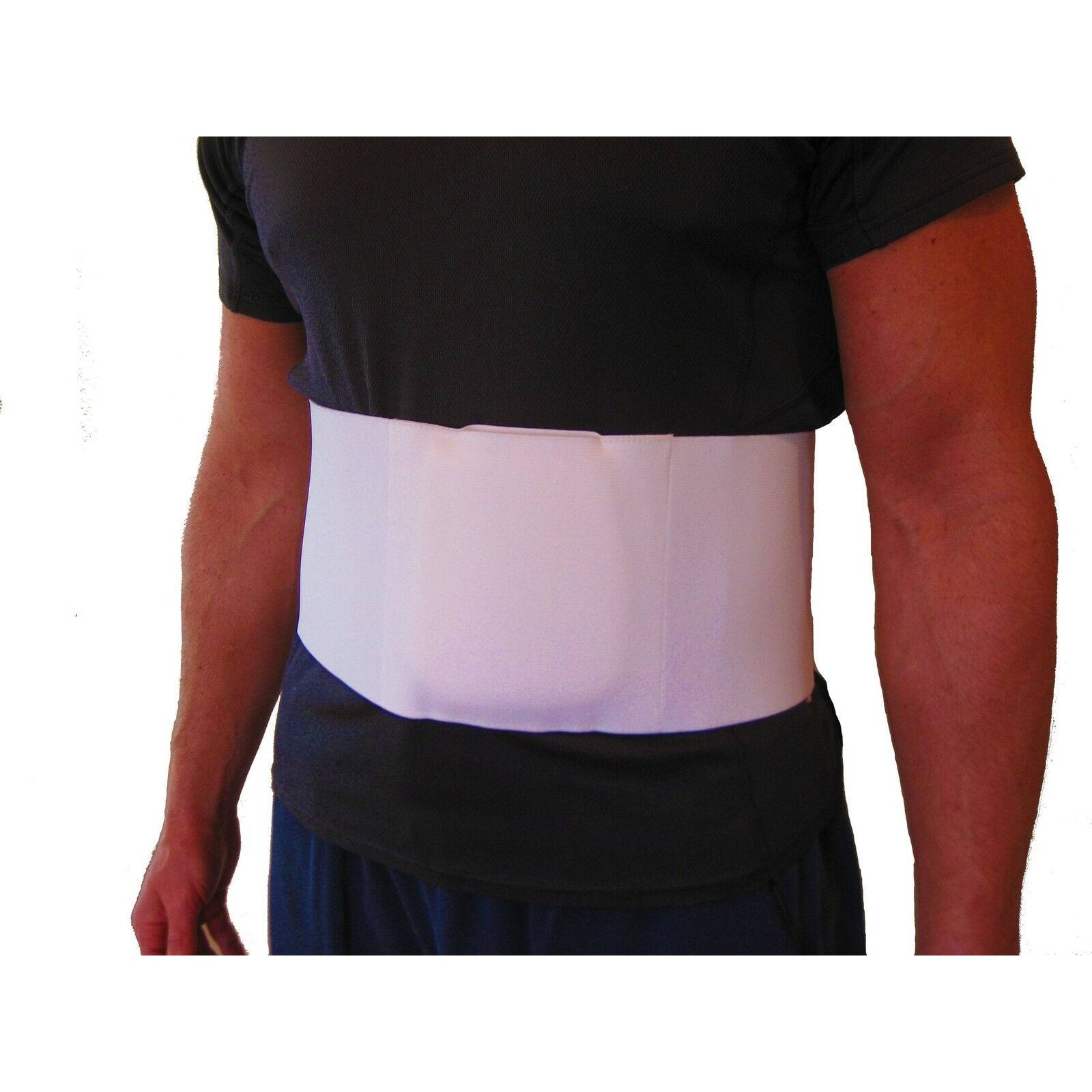 "FlexaMed Umbilical Hernia Belt 6"" Wide 