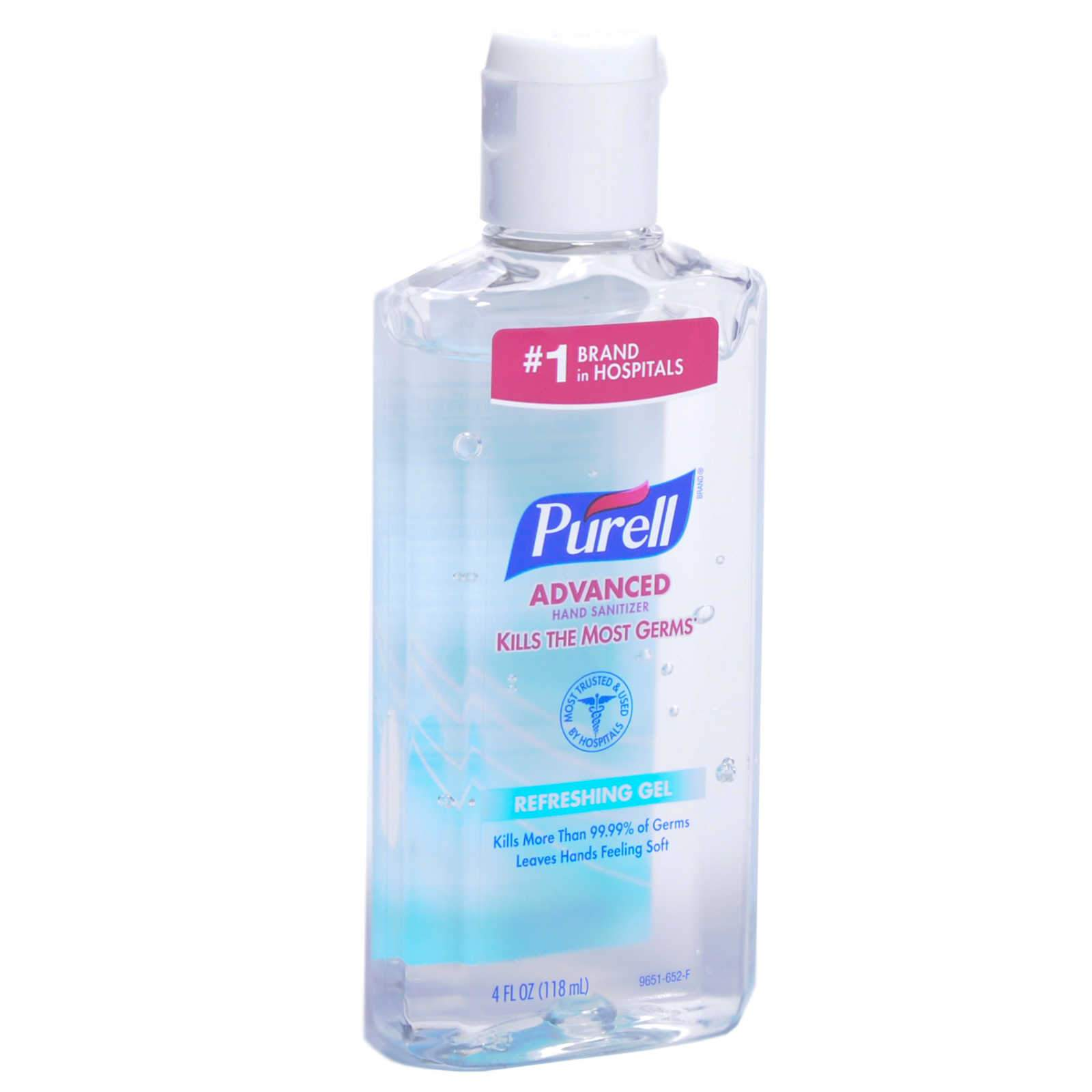 Purell Advanced Instant Hand Sanitizer - 2 oz - M&Y CARE LLC-Healthcare Store