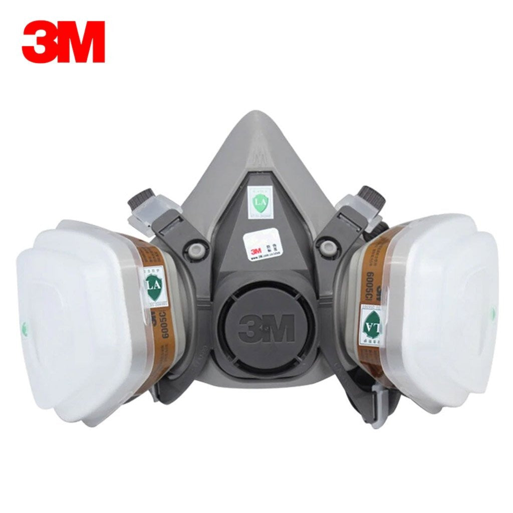 half facepiece reusable respirator 6200
