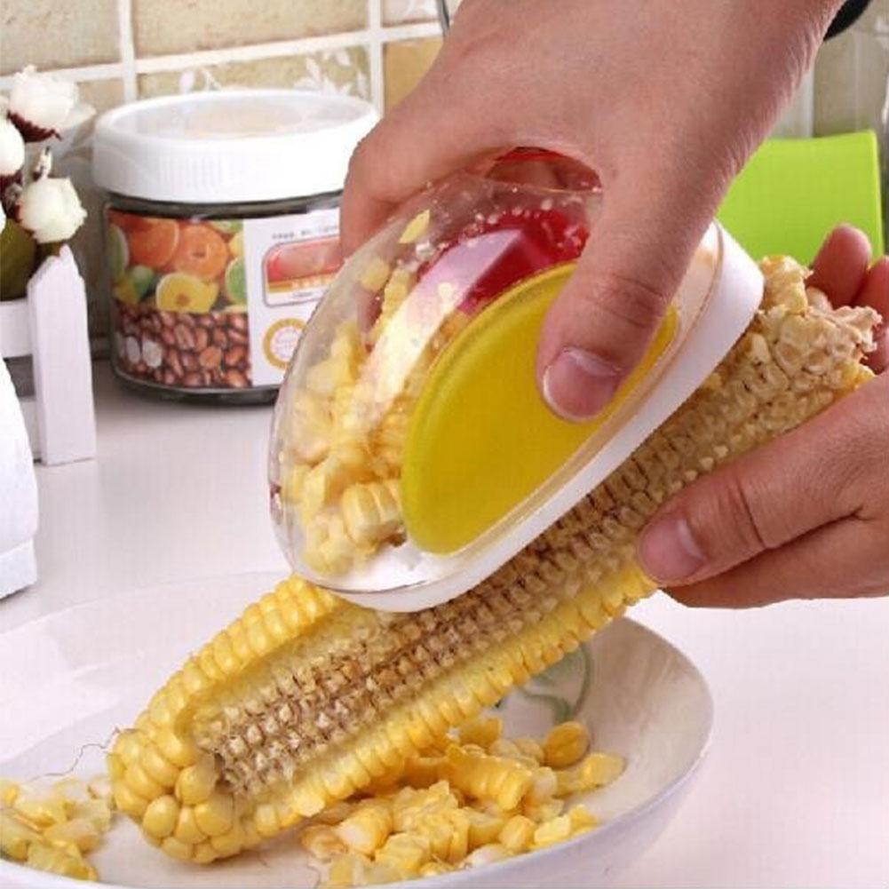 Corn Tools Stripper Remover Niblet Shaver Peeler Cooking Tool Kitchen Accessory - M&Y CARE LLC-Healthcare Store