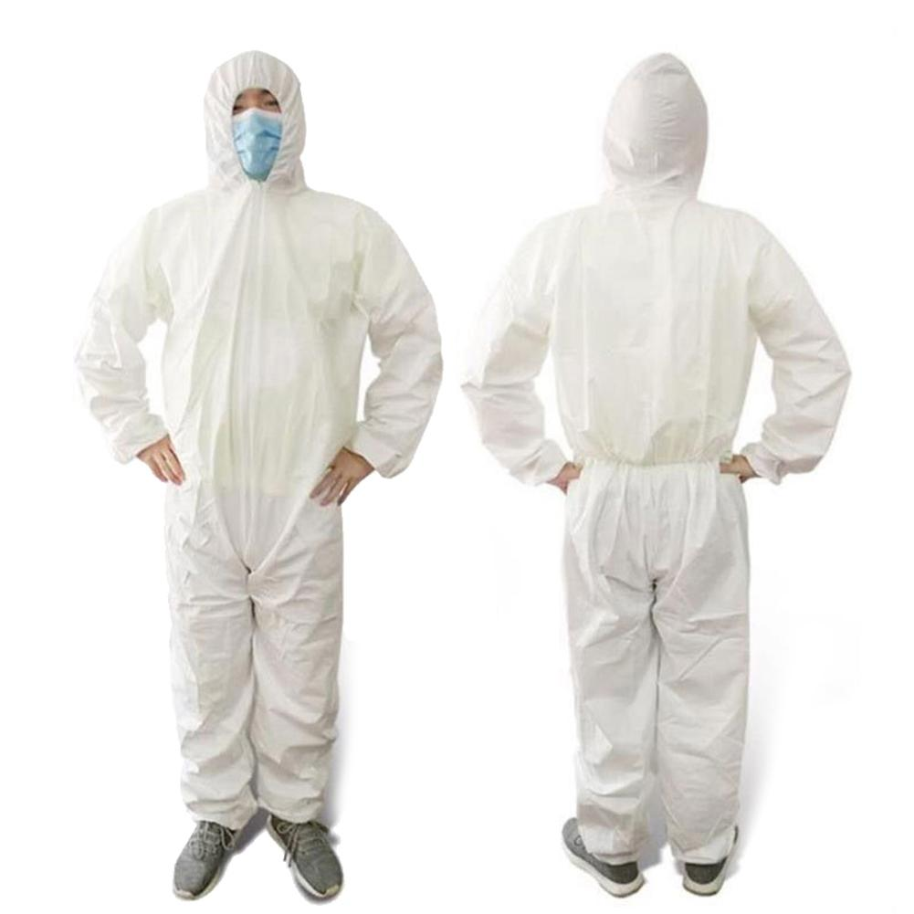 Disposable PPE Isolation Gown