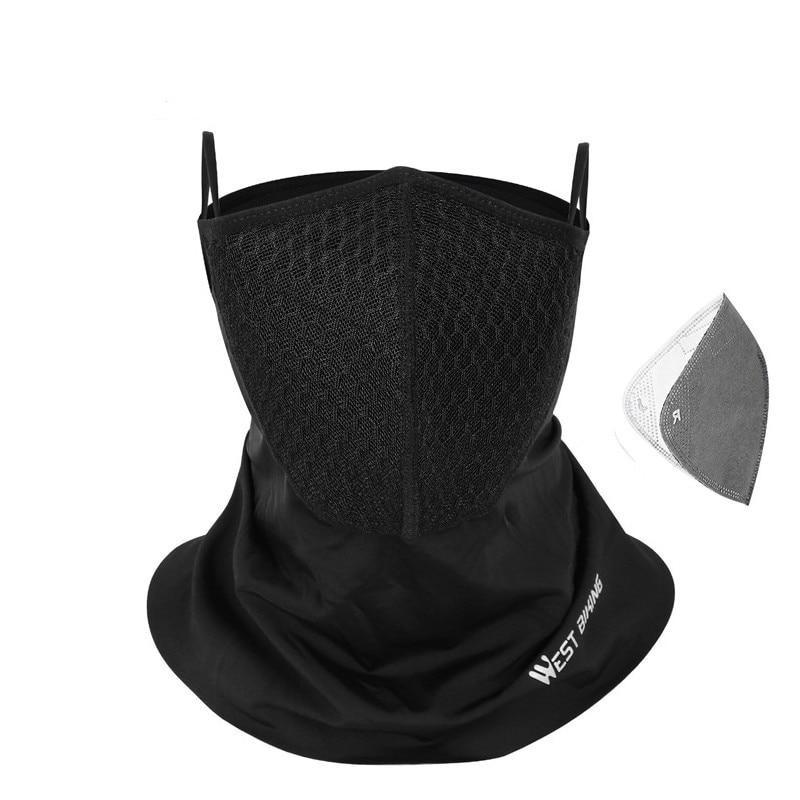 Cycling Face Mask with PM 2.5 Filter