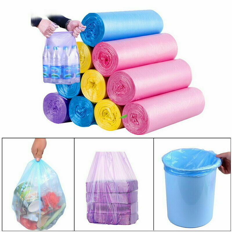 Small Garbage Bags - 500 Pack